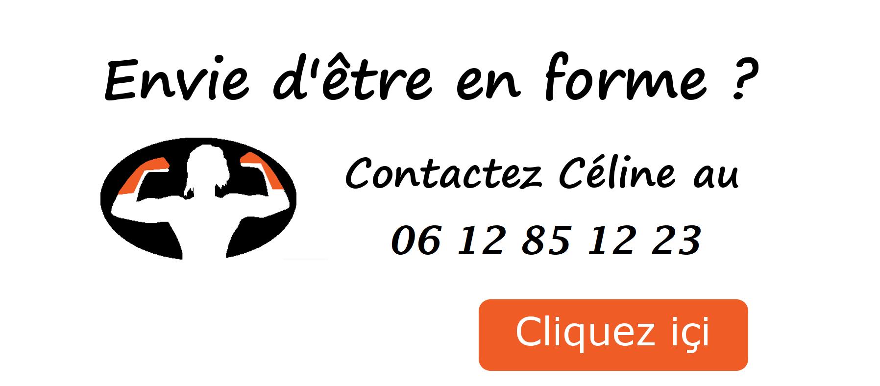Céline, coach sportif Perpignan.